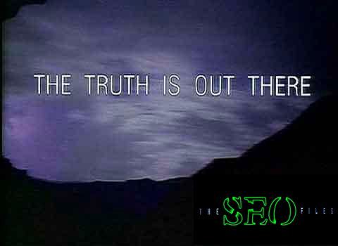 Истина где-то там