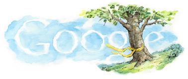 Google и другие поисковые системы отмечают День Ветеранов
