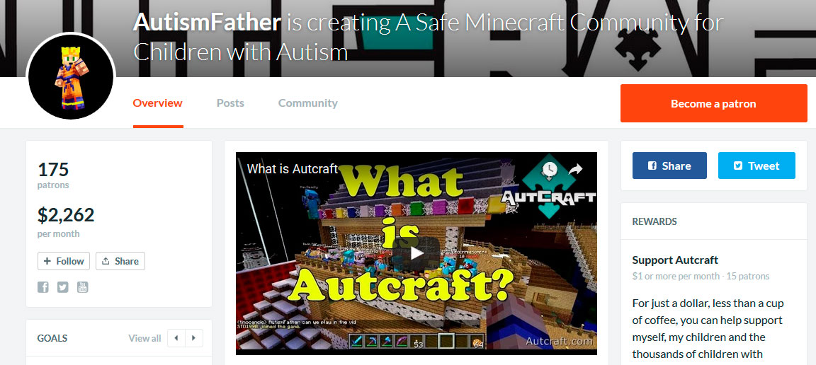 Autcraft