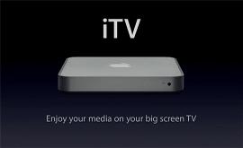 цифровая телеприставка Apple iTV