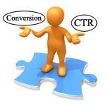 Ключевые слова: CTR против конверсии