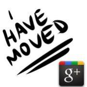 Я переехал на Google+