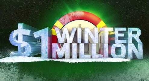 Зимние миллионы от PartyPoker и PokerStrategy для любителей покера