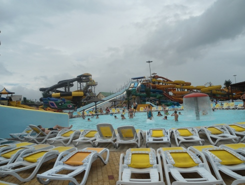 Анапский аквапарк