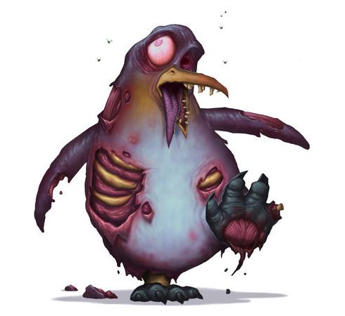 Пингвин Гугла