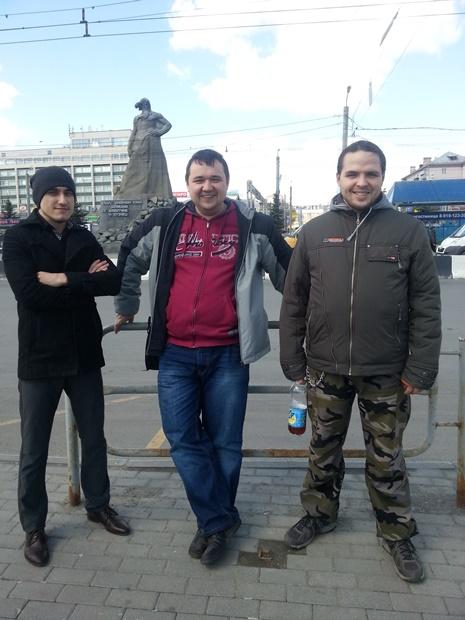 SEO-аспирант на отдыхе в Челябинске