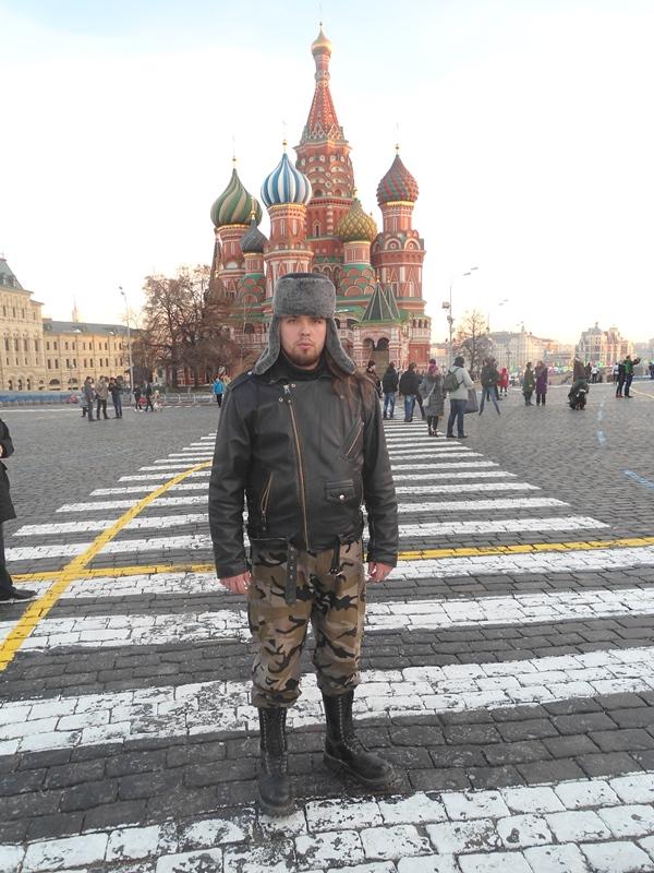 Слетали с женой в Москву отдохнуть на пару дней
