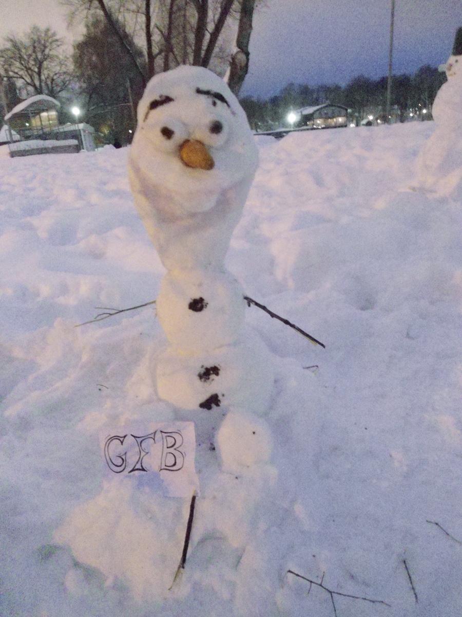 Снеговик GFB