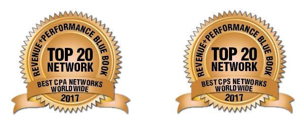 Топовые зарубежные CPA и CPS партнёрские сети и программы по версии mThink BLUE BOOK 2017