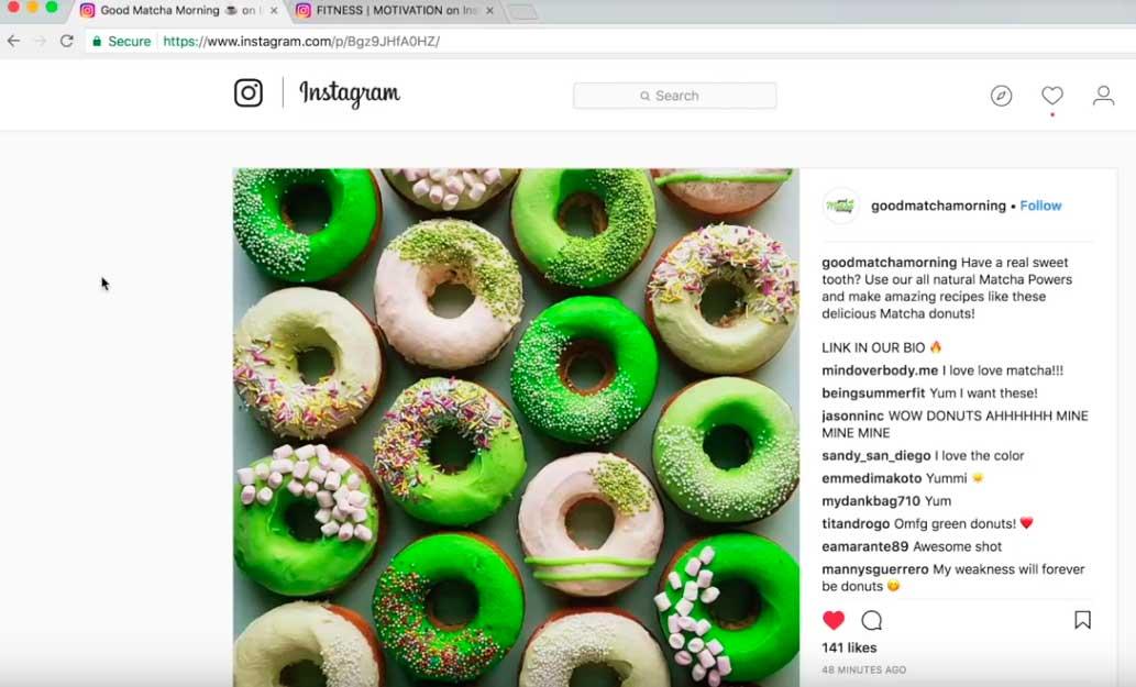 Instagram-продвижение