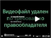 Видеопорталы против Вконтакте