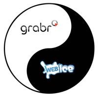 Социальные сети для вебмастеров: Grabr VS Webice