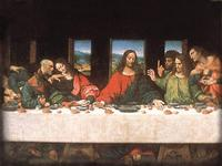 Иисус и апостолы
