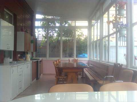 Геленджик - гостевой дом недалеко от аквапарка Бегемот