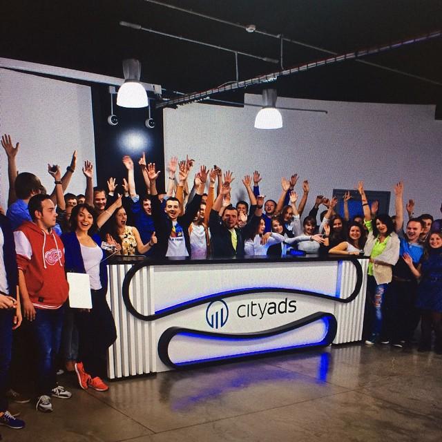 Команда CityAds Media