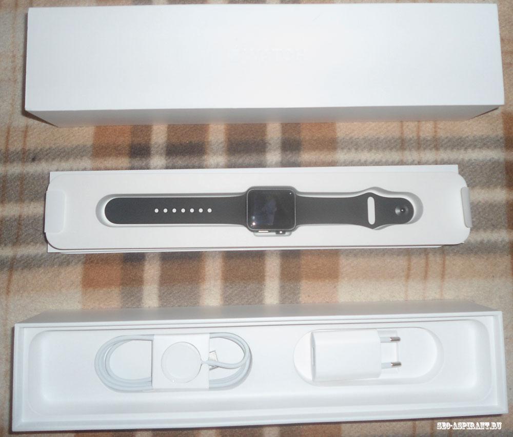 Часы Эпл