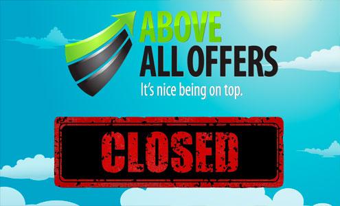 Закрывается Above all Offers – одна из топовых зарубежных CPA-сетей