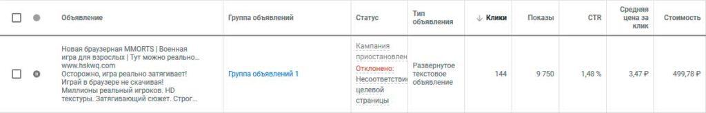 Как я слил 500 рублей