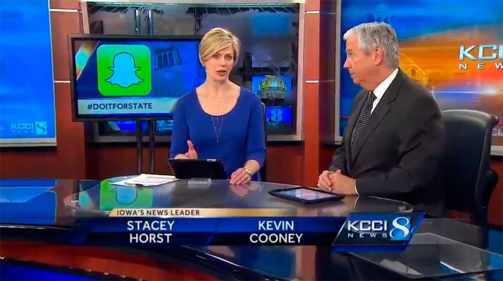 State Snaps на ТВ