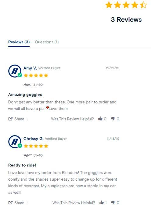 Отзывы о магазине Blenders