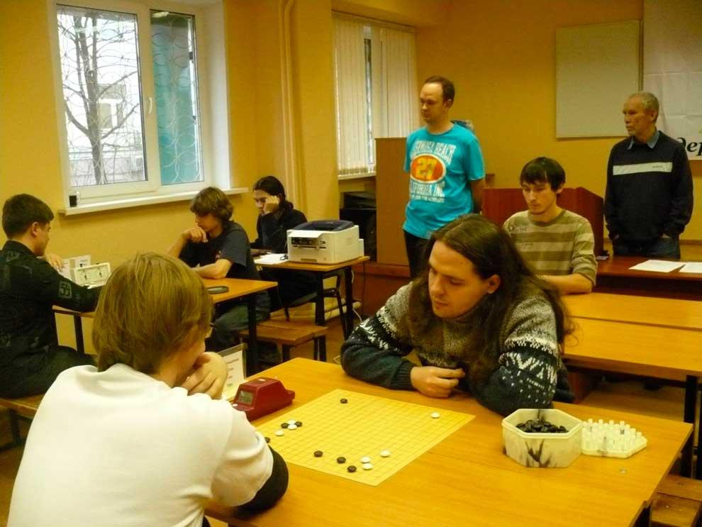 Соревнования по Го в Ижевске - 2013 год