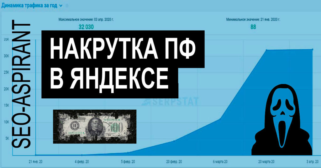Накрутка поведенческих факторов сайта под Яндекс в биржах фриланса
