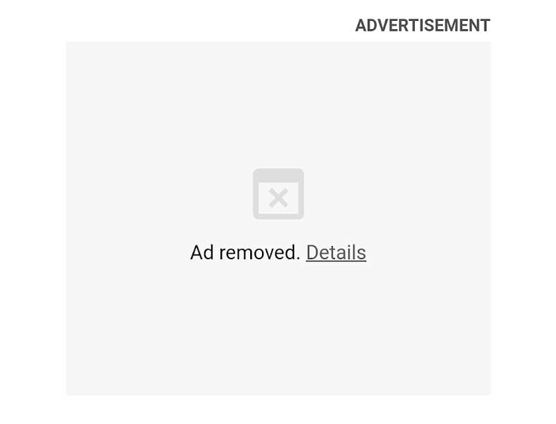 Ad removed