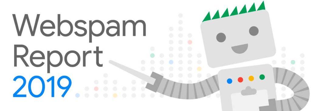 Ежегодный отчёт Гугл о веб-спаме
