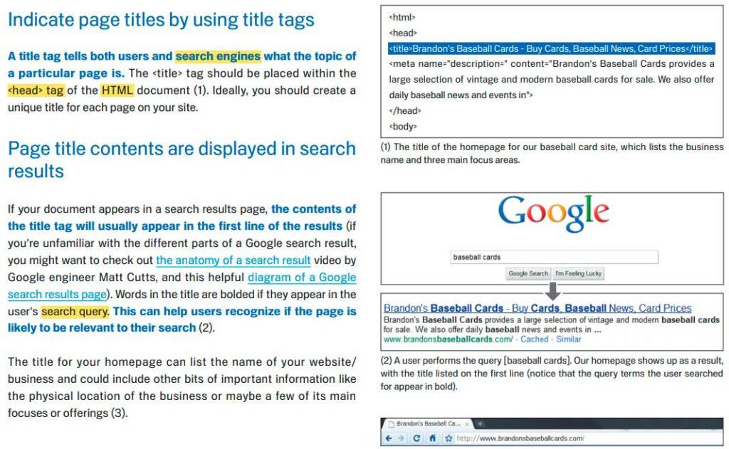 PDF-руководство Гугл по SEO для начинающих