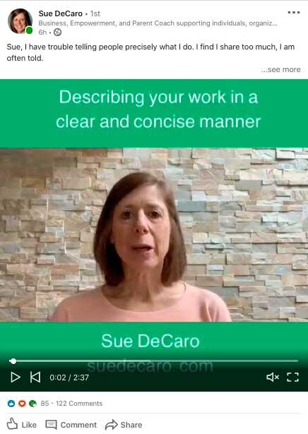 Пример рекламы с живым человеком