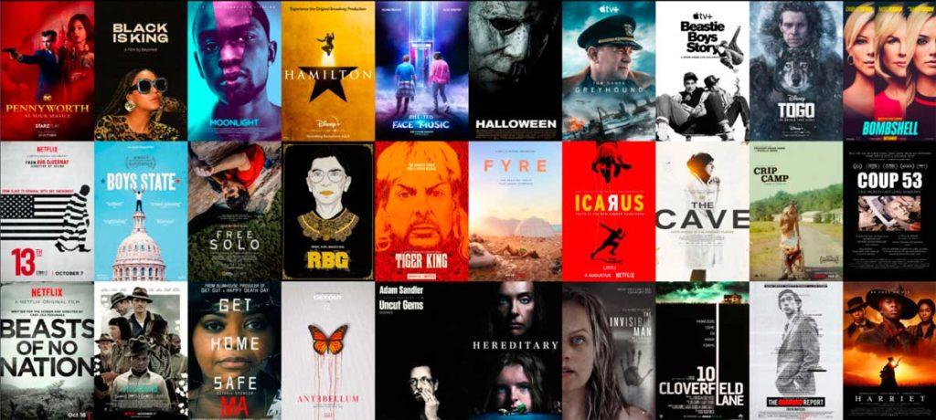 Фильмы, использовавшие EndCrawl