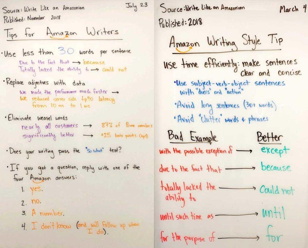 Пиши как Амазон: советы для копирайтеров