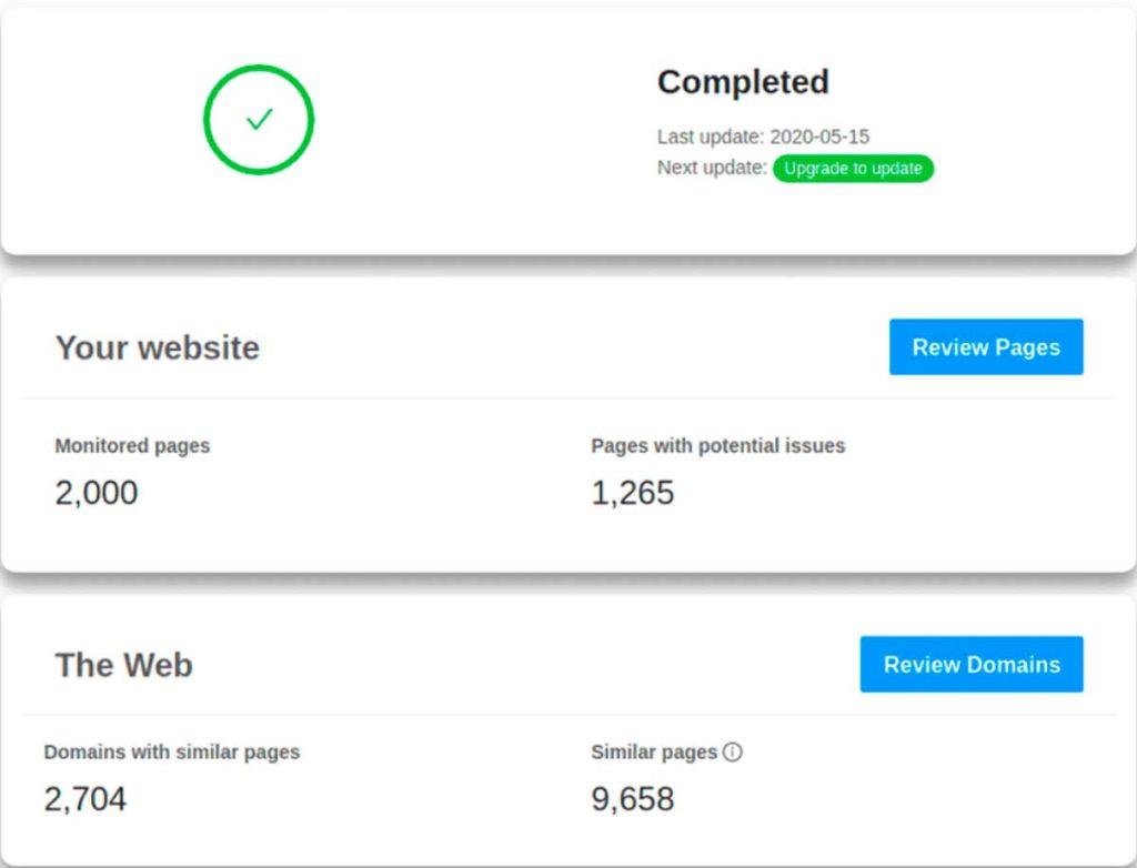 Проверка контента на плагиат онлайн