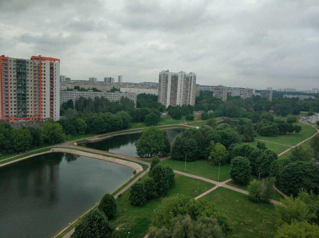 Московские парки 2021