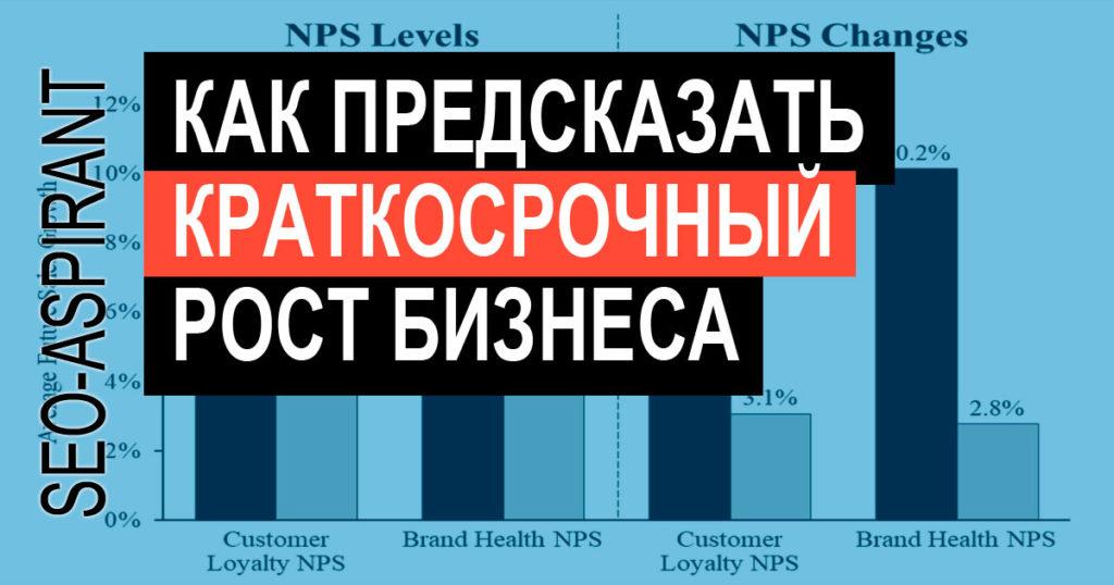 Индекс лояльности клиента NPS и прогнозирование роста бизнеса