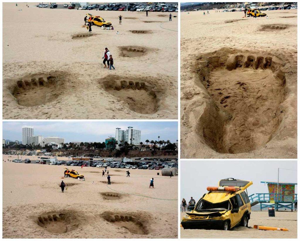 Пляж Кинг-Конга